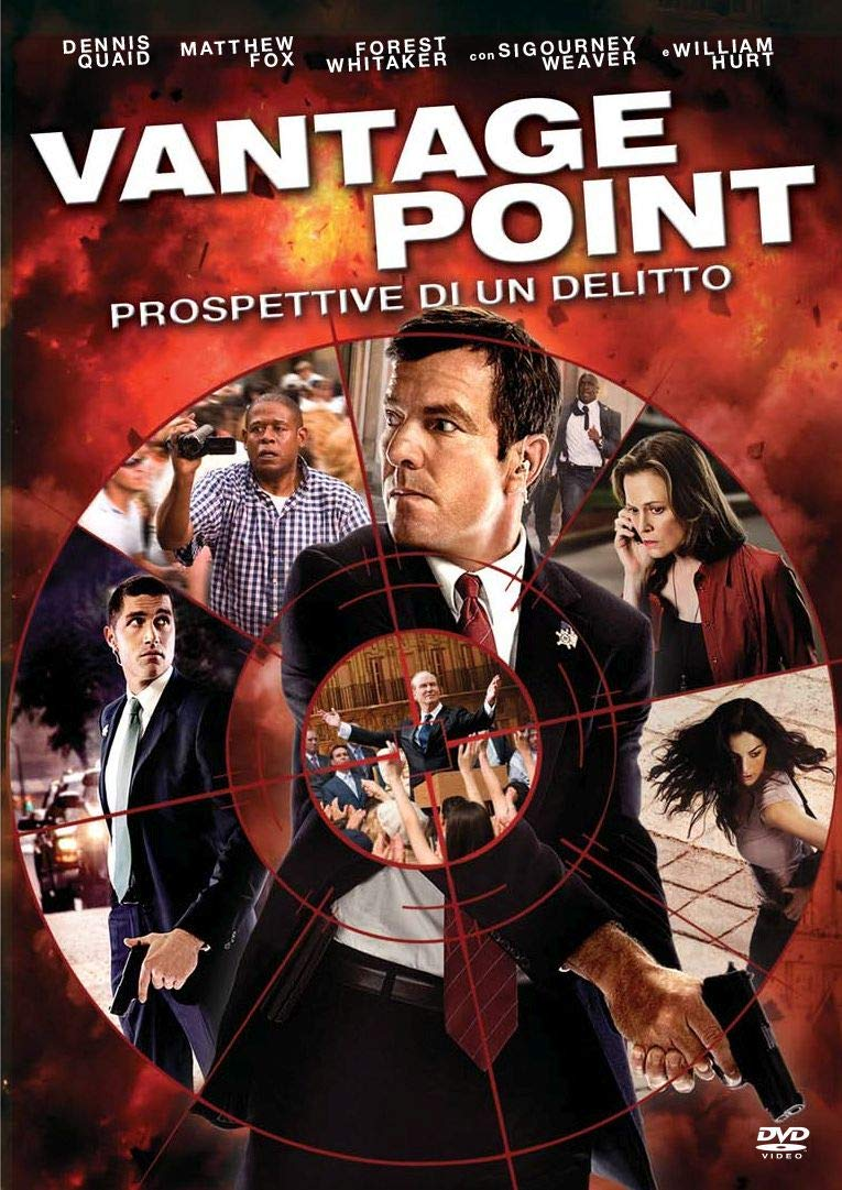VANTAGE POINT - PROSPETTIVE DI UN DELITTO (DVD)
