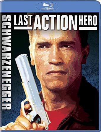 LAST ACTION HERO - BLU RAY