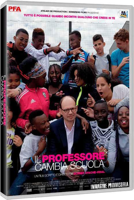 IL PROFESSORE CAMBIA SCUOLA (DVD)