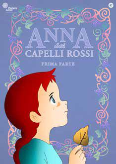 COF.ANNA DAI CAPELLI ROSSI - COFANETTO #01 (5 DVD) (DVD)