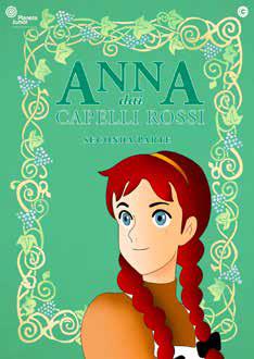 COF.ANNA DAI CAPELLI ROSSI - COFANETTO #02 (5 DVD) (DVD)