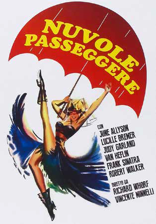 NUVOLE PASSEGGERE (DVD)