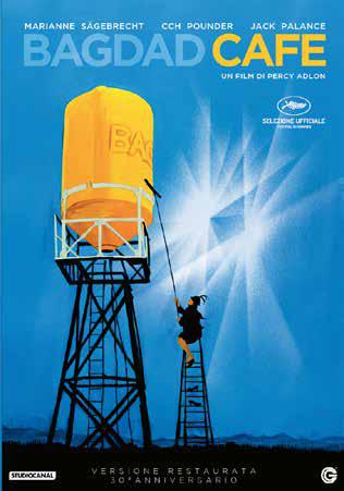 BAGDAD CAFE (DVD)
