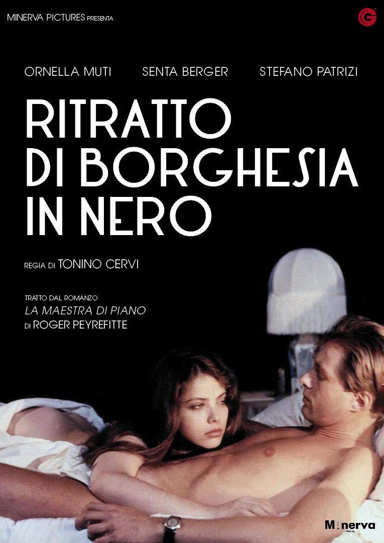 RITRATTO DI BORGHESIA IN NERO (DVD)