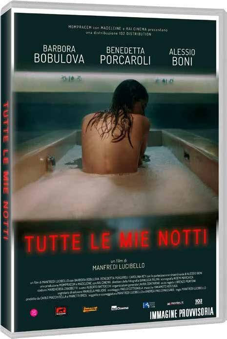 TUTTE LE MIE NOTTI (DVD)