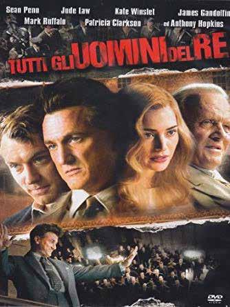 TUTTI GLI UOMINI DEL RE (DVD)