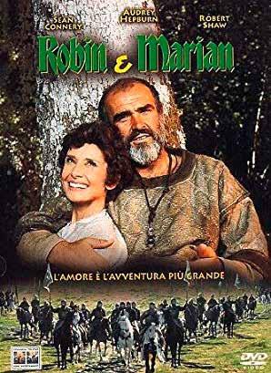 ROBIN E MARIAN (DVD)