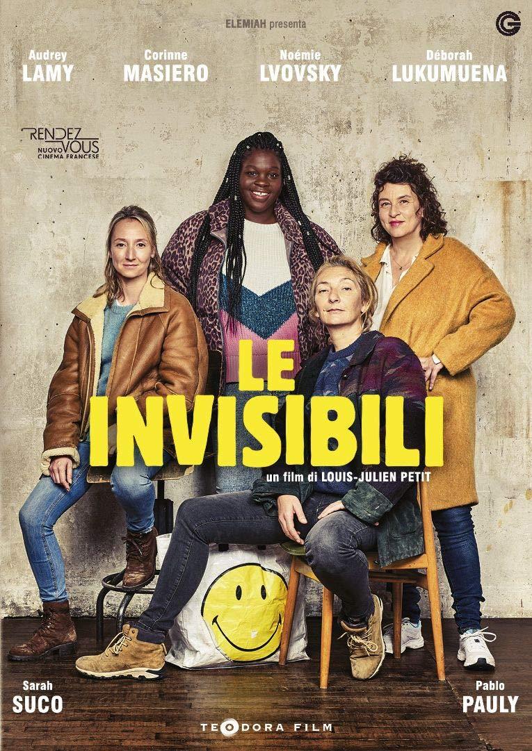 LE INVISIBILI (DVD)