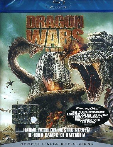 DRAGON WARS - BLU RAY