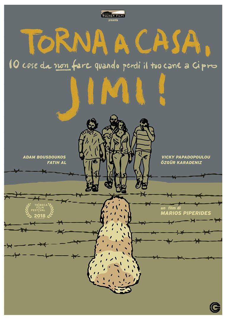 TORNA A CASA JIMI! (DVD)