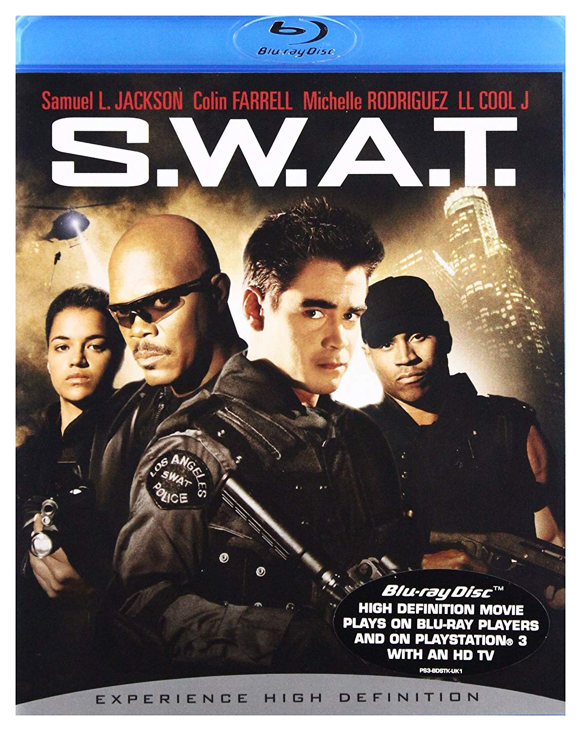 S.W.A.T. - BLU RAY
