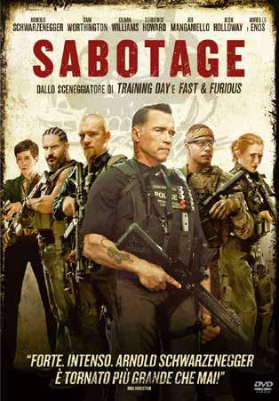 SABOTAGE 2014 (DVD)
