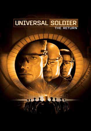 UNIVERSAL SOLDIER - THE RETURN - BLU RAY