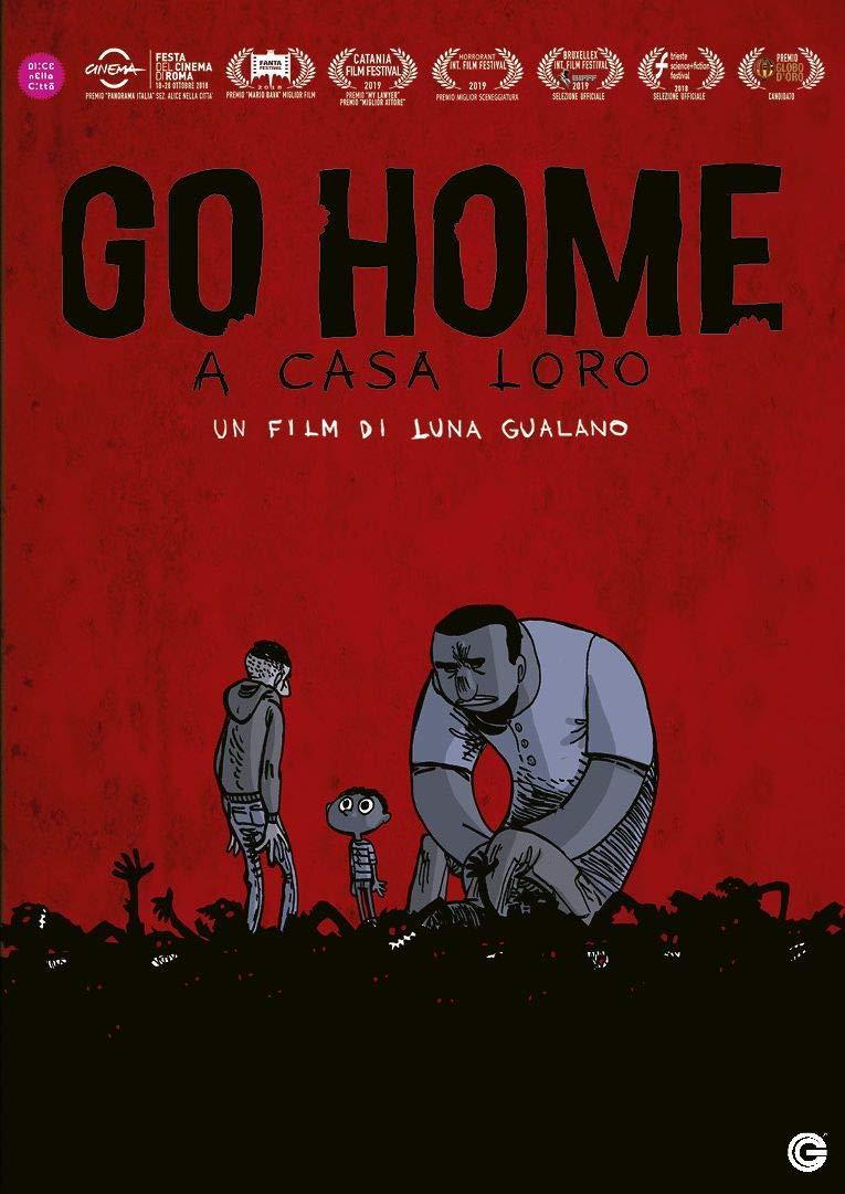 GO HOME - A CASA LORO (DVD)