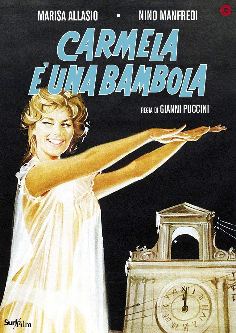 CARMELA E' UNA BAMBOLA (DVD)
