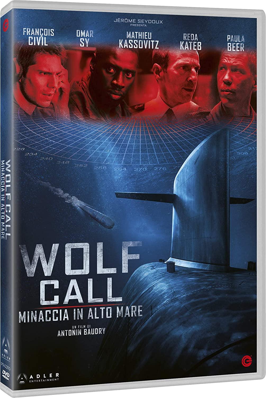 WOLF CALL - MINACCIA IN ALTO MARE (DVD)