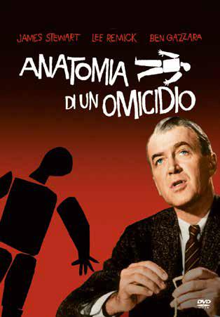 ANATOMIA DI UN OMICIDIO (DVD)