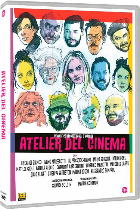 ATELIER DEL CINEMA 2019 (DVD)