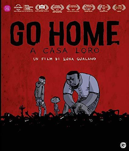 GO HOME - A CASA LORO - BLU RAY