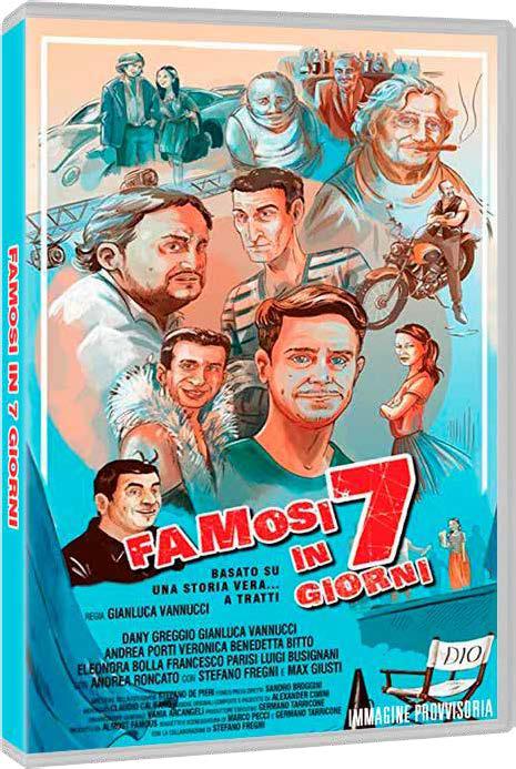 FAMOSI IN SETTE GIORNI (DVD)