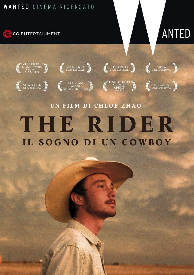 THE RIDER - IL SOGNO DI UN COWBOY (DVD)