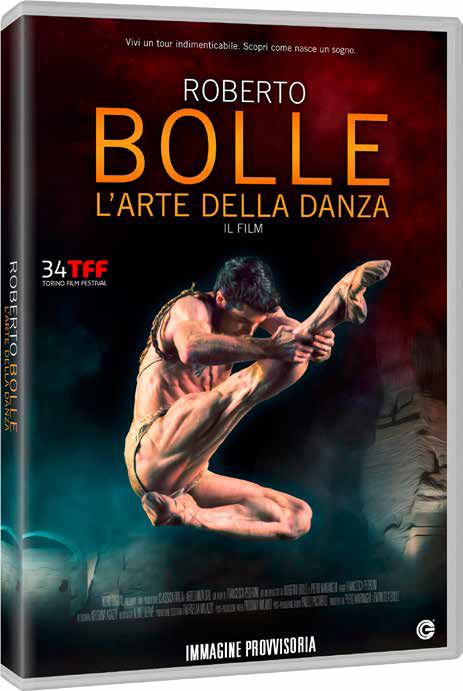 ROBERTO BOLLE: L'ARTE DELLA DANZA (DVD)