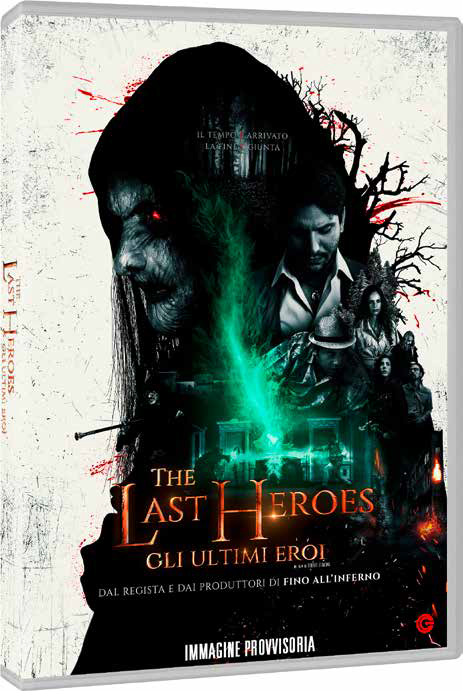 THE LAST HEROES - BLU RAY