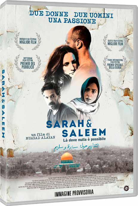 SARAH & SALEEM (DVD)