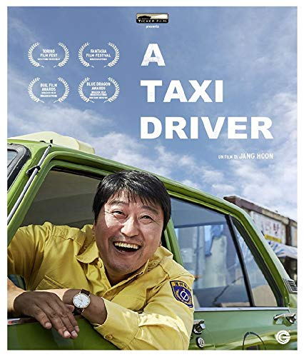 A TAXI DRIVER - BLU RAY