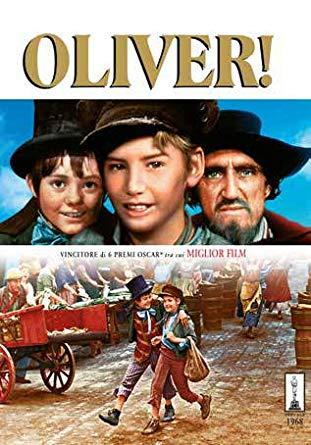 OLIVER! - BLU RAY