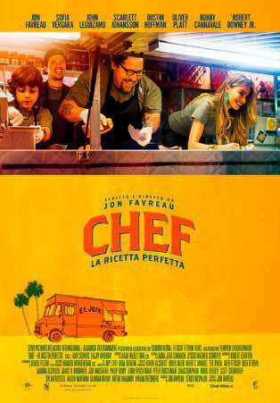 CHEF - LA RICETTA PERFETTA (DVD)