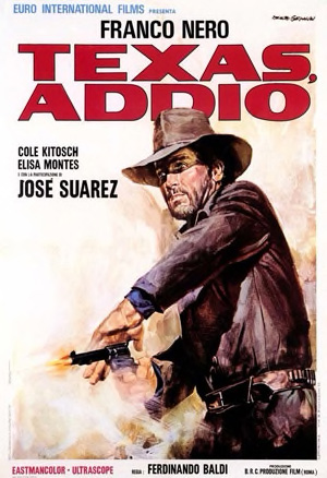 TEXAS ADDIO (DVD)