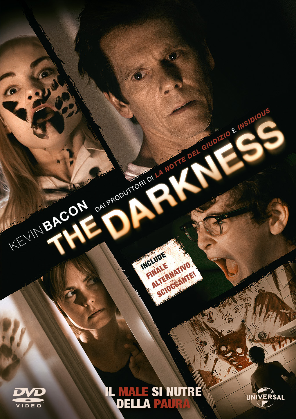 THE DARKNESS (DVD)