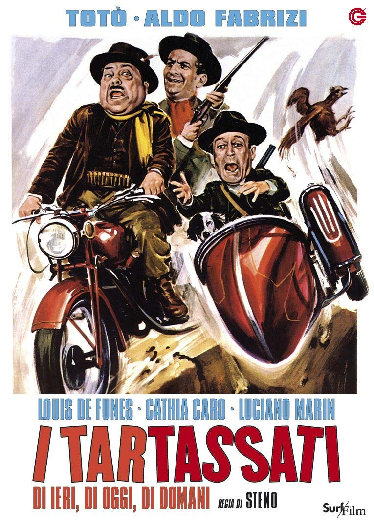 TOTO' I TARTASSATI (DVD)