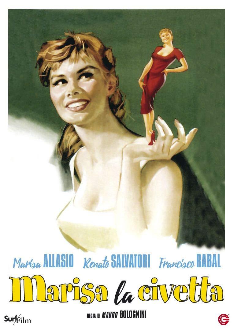 MARISA LA CIVETTA (DVD)