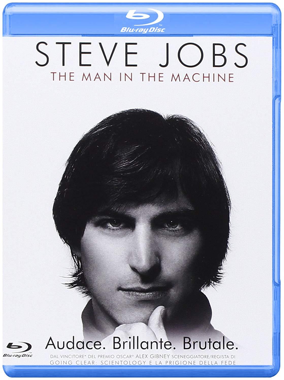 STEVE JOBS: MAN IN THE MACHINE - BLU RAY