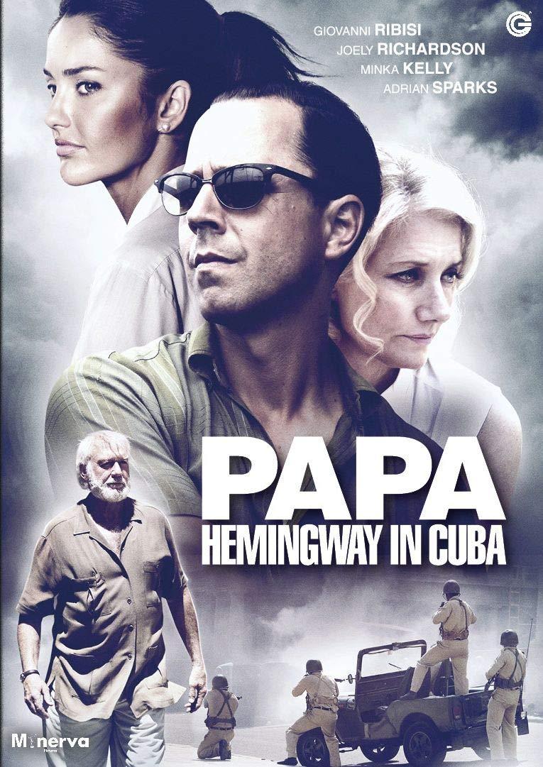 PAPA HEMINGWAY IN CUBA (DVD)