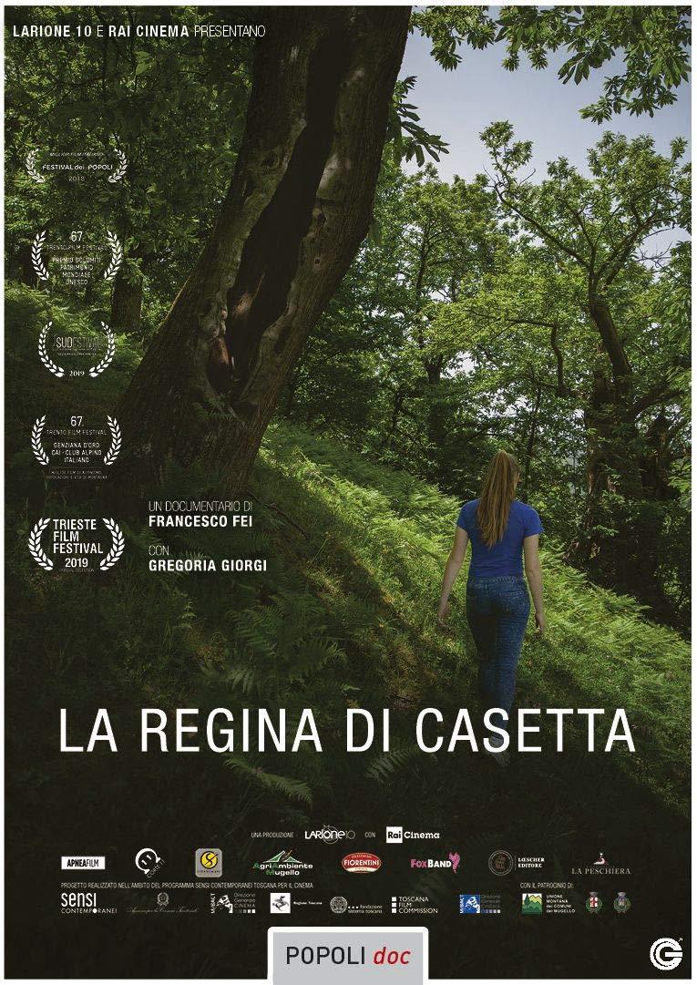 LA REGINA DI CASETTA (DVD)