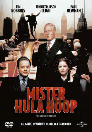 MISTER HULA HOOP (DVD)