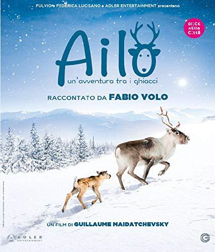 AILO - UN'AVVENTURA TRA I GHIACCI - BLU RAY