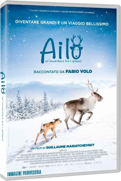 AILO - UN'AVVENTURA TRA I GHIACCI (DVD)