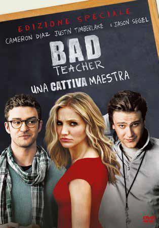 BAD TEACHER - UNA CATTIVA MAESTRA (DVD)