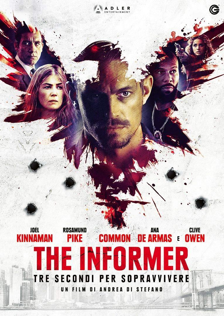 THE INFORMER - 2019 (DVD)