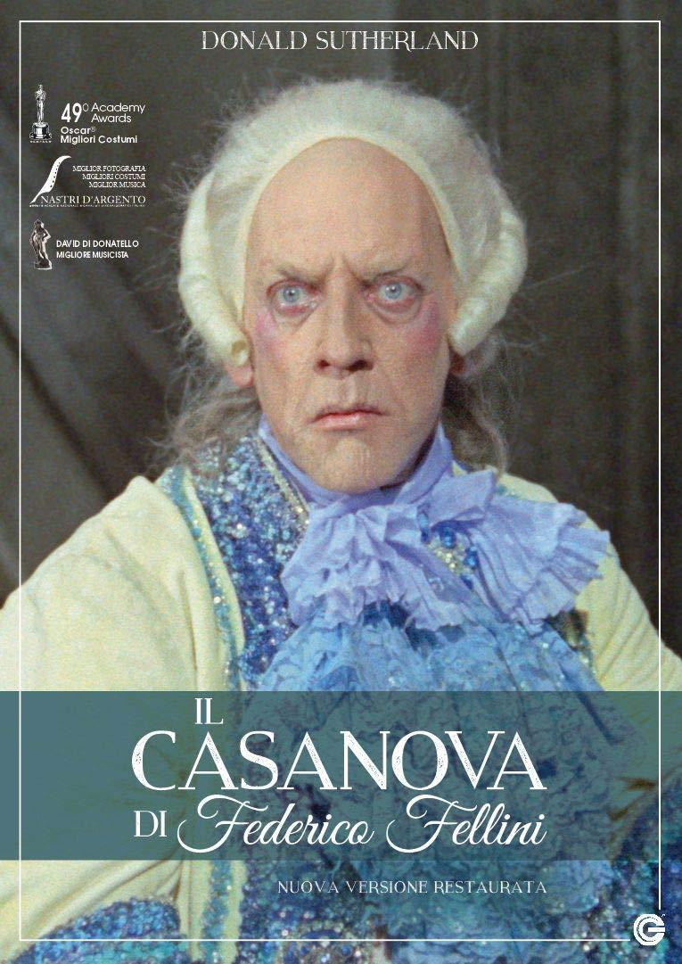 IL CASANOVA DI FEDERICO FELLINI (DVD)