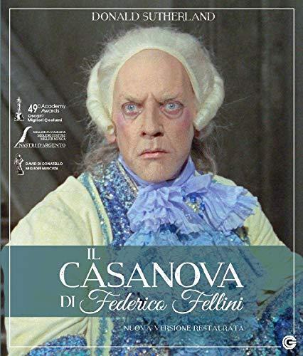 IL CASANOVA DI FEDERICO FELLINI - BLU RAY