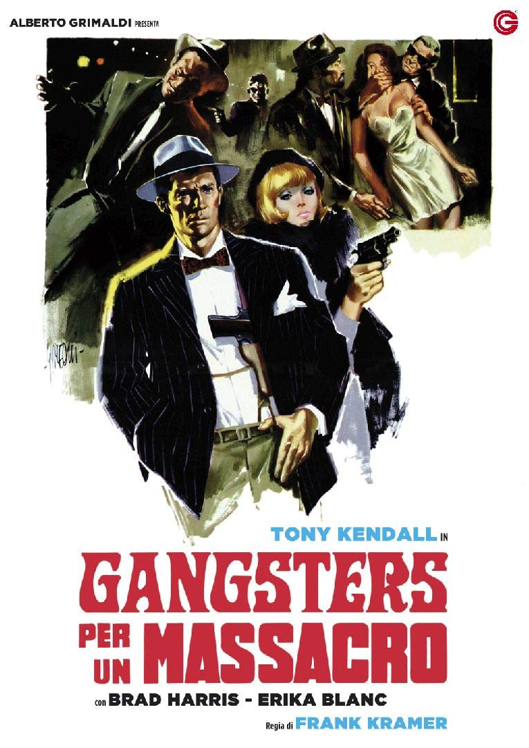 GANGSTERS PER UN MASSACRO (DVD)