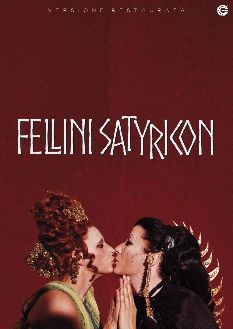 SATYRICON (DVD)