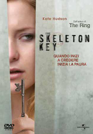 THE SKELETON KEY (DVD)