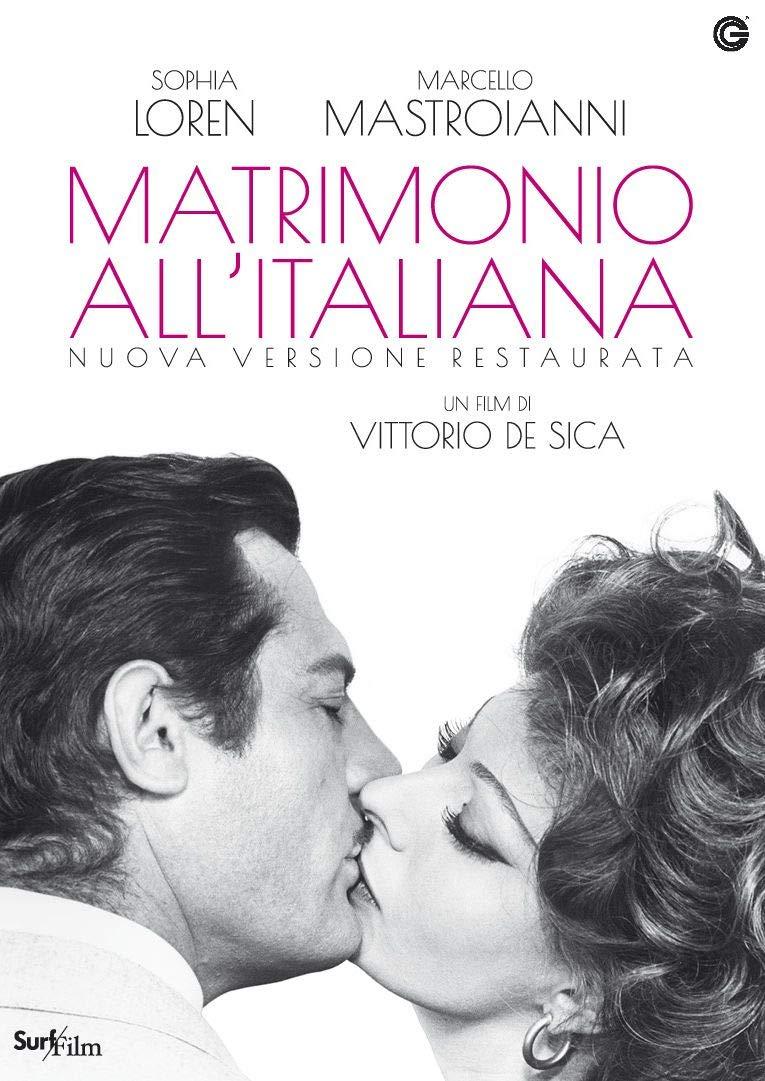 MATRIMONIO ALL'ITALIANA (DVD)