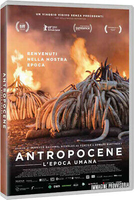 ANTROPOCENE - L'EPOCA UMANA (DVD)